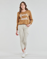 Abbigliamento Donna Pantalone Cargo Only ONLMISSOURI Beige