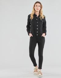 Abbigliamento Donna Tuta jumpsuit / Salopette Betty London OPANTS Nero