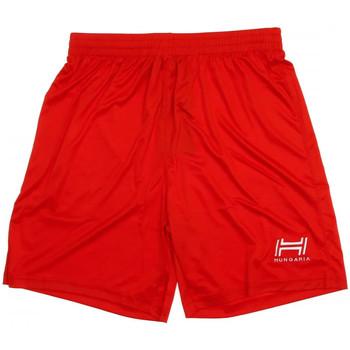 Abbigliamento Uomo Shorts / Bermuda Hungaria H-15BMUUK000 Rosso