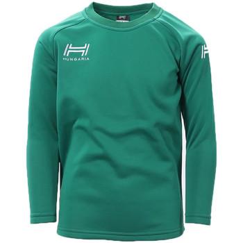 Abbigliamento Uomo Felpe Hungaria H-15TMJXE000 Verde