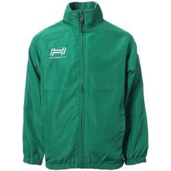 Abbigliamento Uomo giacca a vento Hungaria H-15TMJXU000 Verde