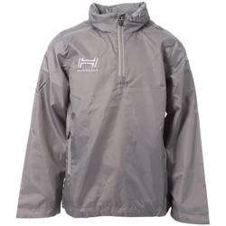 Abbigliamento Uomo giacca a vento Hungaria H-15TMJXW000 Grigio