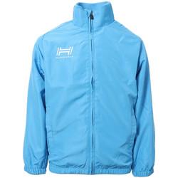 Abbigliamento Uomo giacca a vento Hungaria H-15TMJXU000 Blu