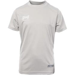 Abbigliamento Uomo T-shirt maniche corte Hungaria H-15TMJUBA00 Grigio