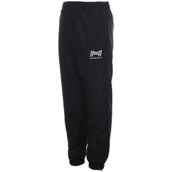 Abbigliamento Uomo Pantaloni da tuta Hungaria H-15BMJXH000 Nero