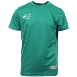 Abbigliamento Uomo T-shirt maniche corte Hungaria H-15TMJUBA00 Verde