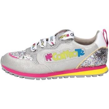 Scarpe Bambina Sneakers basse Liu Jo - Me Contro Te 4F0831EX0150 ARGENTO