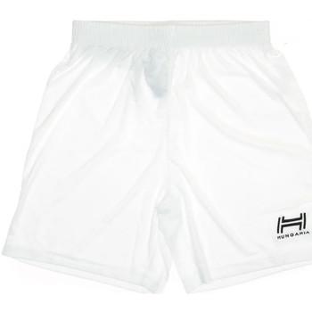 Abbigliamento Uomo Shorts / Bermuda Hungaria H-15BMUUK000 Bianco