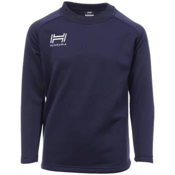 Abbigliamento Unisex bambino Felpe Hungaria H-15TMJXE000 Blu