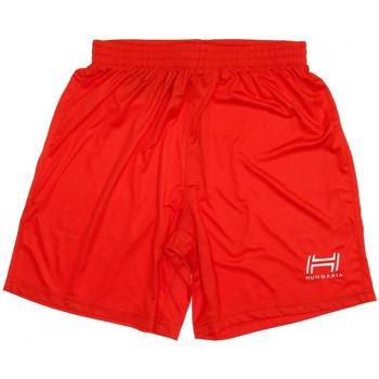 Abbigliamento Bambino Shorts / Bermuda Hungaria H-15BMUUK000 Rosso