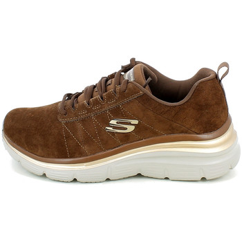 Scarpe Donna Fitness / Training Skechers 149472CHOC.02_36 MARRONE