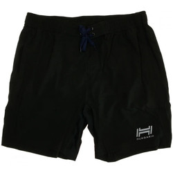 Abbigliamento Bambino Shorts / Bermuda Hungaria H-15BPUXK000 Nero