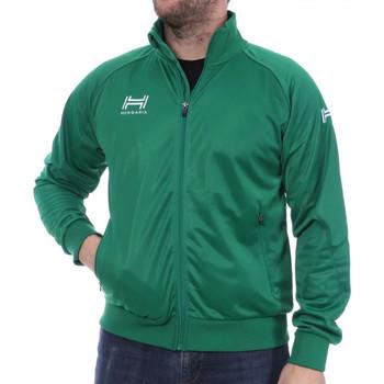 Abbigliamento Uomo Giacche / Blazer Hungaria H-15TMUXT000 Verde