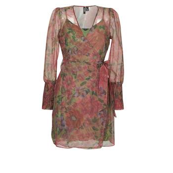 Abbigliamento Donna Abiti corti Vero Moda VMABELIA Verde / Rosso