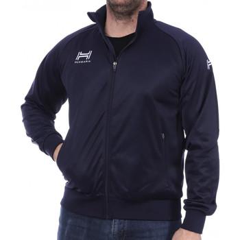Abbigliamento Uomo Giacche / Blazer Hungaria H-15TMUXT000 Blu