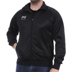 Abbigliamento Uomo Giacche sportive Hungaria H-15TMUXT000 Nero