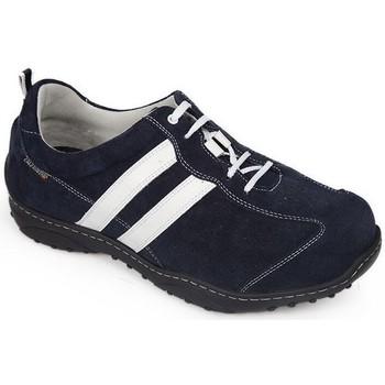 Scarpe Uomo Sneakers basse Calzamedi SCARPE SPORTIVE DIABETICHE BLUE