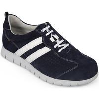 Scarpe Uomo Sneakers basse Calzamedi CALZINI SPORTIVI DIABETICI M 2159 BLU