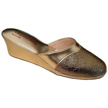 Scarpe Donna Sneakers Original Milly CIABATTA DA CAMERA MILLY - 4000 ORO Oro