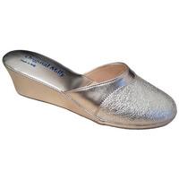 Scarpe Donna Pantofole Original Milly CIABATTA DA CAMERA MILLY - 4000 ARGENTO Argento