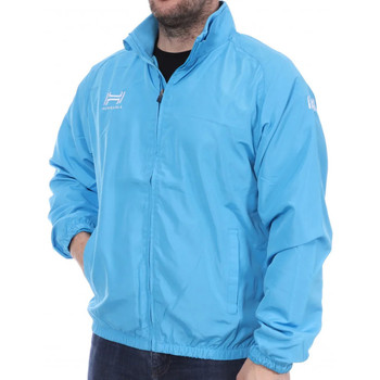 Abbigliamento Uomo giacca a vento Hungaria H-15TMUXU000 Blu