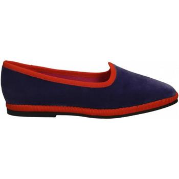 Scarpe Donna Pantofole Le Babe GAIA iris-arancio