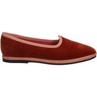 Scarpe Donna Pantofole Le Babe GAIA rust-rosa