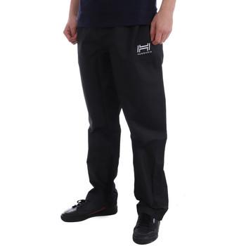 Abbigliamento Uomo Pantaloni da tuta Hungaria H-16BMMXW000 Nero