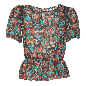 Abbigliamento Donna Top / Blusa Naf Naf MELIS C1 Marine
