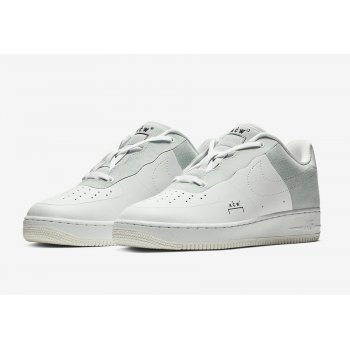 Scarpe Sneakers basse Nike Air Force 1 Low x A Cold Wall White White / Light Grey – Black