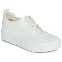 Scarpe Donna Sneakers basse FitFlop RALLY TOTAL KNIT Bianco