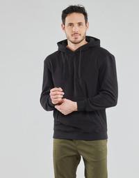 Abbigliamento Uomo Maglioni Schott PLHOOD20 Nero