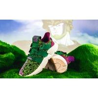 Scarpe Sneakers basse adidas Originals DBZ x Prophere Cell Sgreen/cgreen/core black