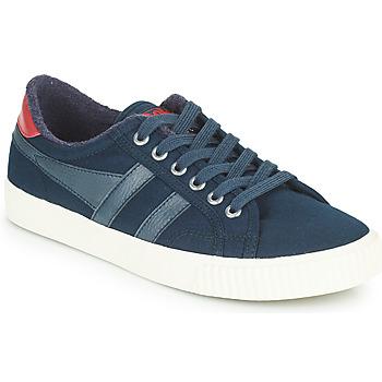 Scarpe Donna Sneakers basse Gola TENNIS MARK COX Blu / Rosso