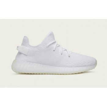 Scarpe Sneakers basse adidas Originals Yeezy Boost 350 V2 Creme White Cream White/Core White