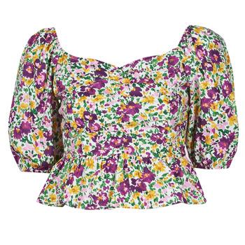Abbigliamento Donna Top / Blusa Yurban OPEET Bianco / Multico
