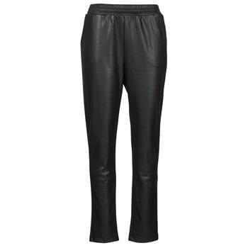 Abbigliamento Donna Pantaloni 5 tasche Yurban OPATI Nero