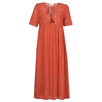 Abbigliamento Donna Abiti lunghi Betty London ORVILLE Rouille