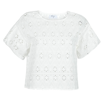 Abbigliamento Donna Top / Blusa Betty London OCHERIE Bianco