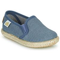 Scarpe Bambino Sneakers basse Citrouille et Compagnie OSIOUP Blu