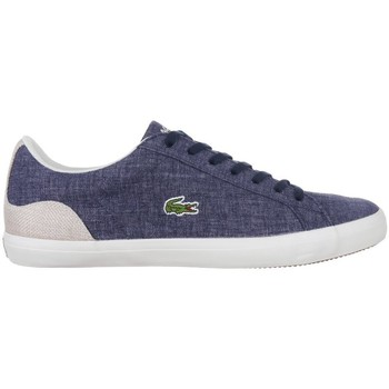 Scarpe Uomo Sneakers basse Lacoste Lerond 1 Blu marino