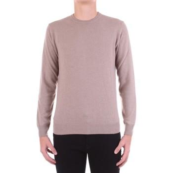 Abbigliamento Uomo Maglioni Bramante D8001 Beige