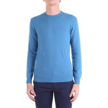 Abbigliamento Uomo Maglioni Bramante D8001 Azzurro