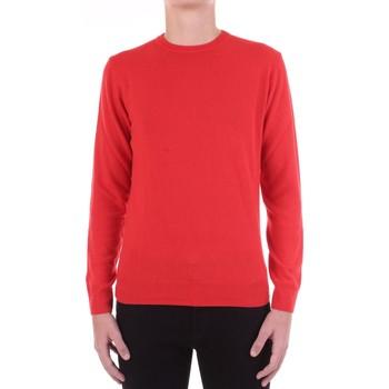 Abbigliamento Uomo Maglioni Bramante D8001 Rosso