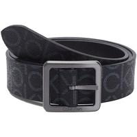 Accessori Uomo Cinture Calvin Klein Accessories k50k506001 Cinture Uomo Nero Nero