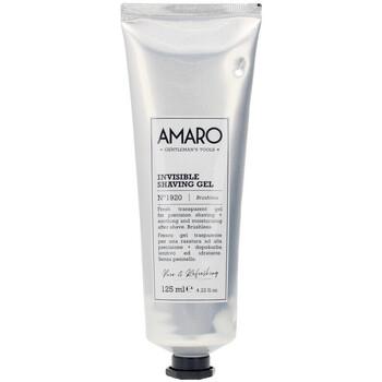 Bellezza Uomo Dopobarba Farmavita Amaro Invisible Shaving Gel Nº1920 Brushless