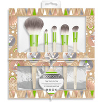 Bellezza Donna Pennelli Ecotools Holiday Vibes Lote 6 Pz
