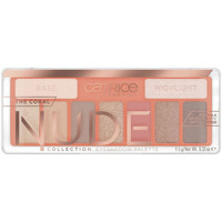 Bellezza Donna Ombretti & primer Catrice The Coral Nude Collection Eyeshadow Palette 010