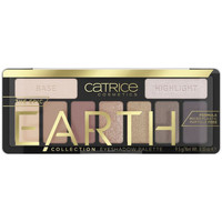 Bellezza Donna Ombretti & primer Catrice The Epic Earth Collection Eyeshadow Palette 010