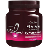 Bellezza Donna Maschere &Balsamo L'oréal Elvive Full Resist Power Mask